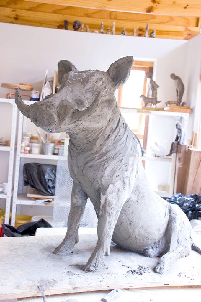 warthog-working